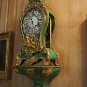 Cartel corne verte Louis XV