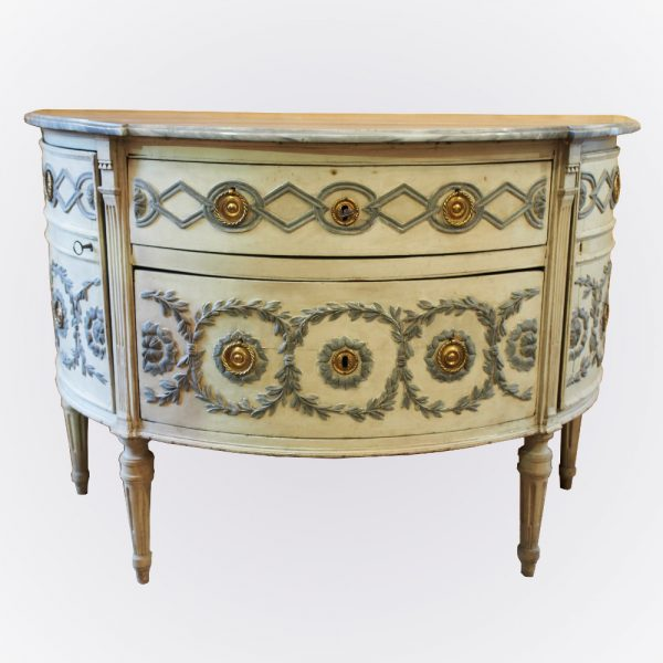 Commode italienne Louis XVI