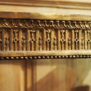 Console parisienne Louis XVI