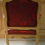 Paire de fauteuils à la reine époque Louis XV