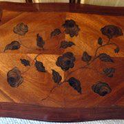 Table coiffeuse d'époque