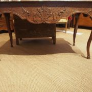 Table console gibier