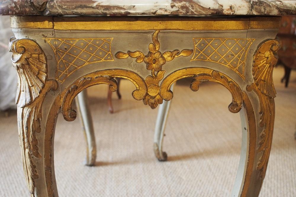 Table 224 Gibier D 233 Poque Louis Xv