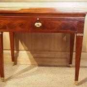 Table tronchin Directoire