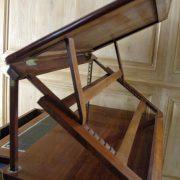 Table tronchin époque restauration