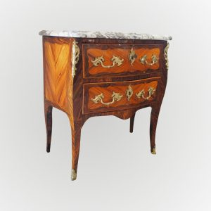 Commode sauteuse d'entre deux