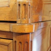 Bureau à cylindre d'époque Régence
