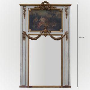 Grand trumeau Louis XVI