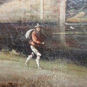 Tableau d'époque XVIIIe