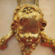 Paire cassolettes Louis XVI (2)