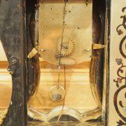 Petit cartel d'alcôve en marqueterie Boulle d'époque Louis XV (12)