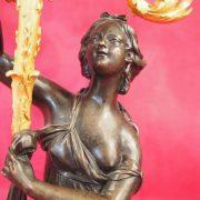 paire candélabres bronze (2)