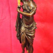 paire candélabres bronze (6)