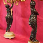 paire candélabres bronze (8)