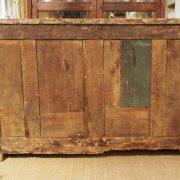 Buffet de chasse d'époque XVIIIe en bois naturel