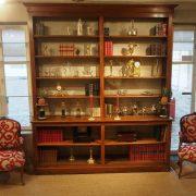Bibliothèque époque Restauration