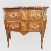 Commode d'époque Louis XV estampillée L.N.MALLE