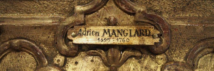 Bibliographie d'Adrien Manglard (peintre et collectionneur)