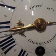 Cadran signé Fieffé - Horloger du conservatoire
