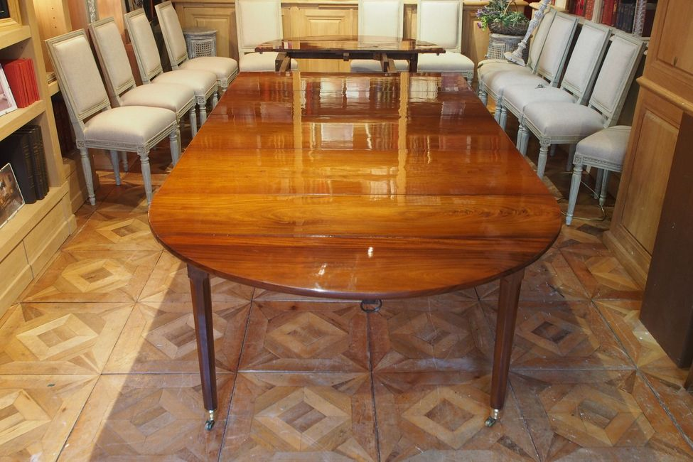 Gentil Table Avec Rallonges ...