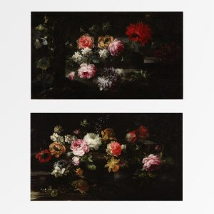 Margherita CAFFI (Cremone 1647 – 1710 Mailand) - Compositions florales de printemps