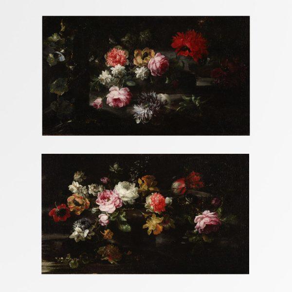 caffi-paire-tableaux-fleurs