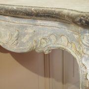 Paire de consoles d'époque Louis XV