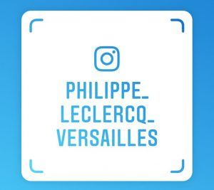 Nametag Instagram Philippe Leclercq